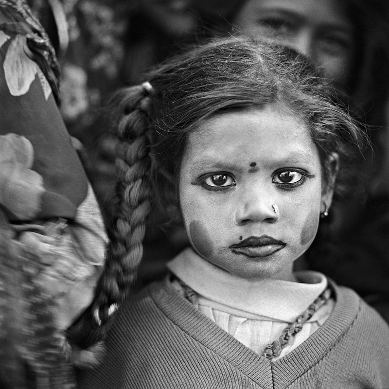 © Christine Turnauer – Sukh Bai, Nat tribe, Pushkar, Rajasthan, India, 2015