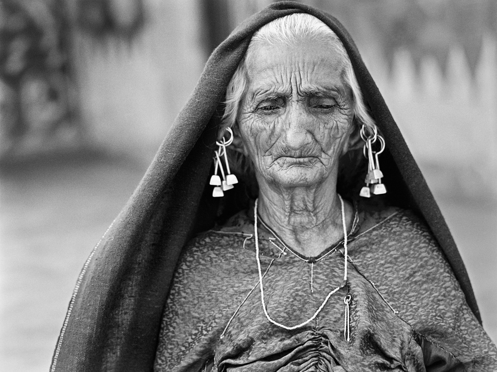 © Christine Turnauer – Jivni bai, Hatda village, Gujarat, India, 2015