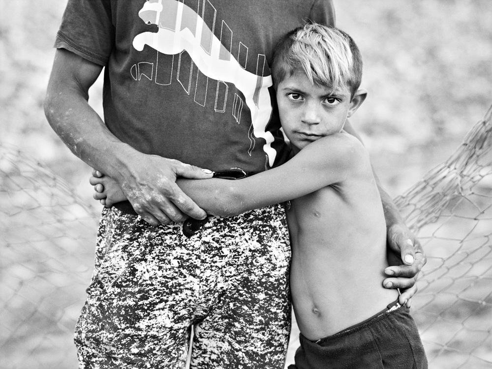 © Christine Turnauer – Trajan and Manu, Cluj Napoca, Romania, 2016