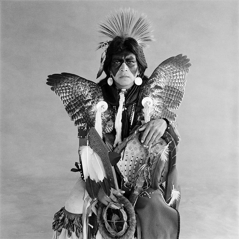 © Christine Turnauer – Phillip Bread, Kiowa, 1986