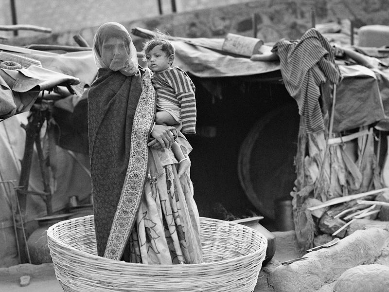 © Christine Turnauer – Sarswati, Bansphor tribe, Rajasthan, India, 2015
