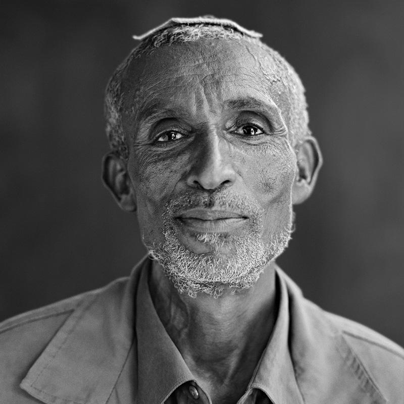 © Christine Turnauer – Asratie, Beta Israel community, Gondar, Ethiopia, 2011, Coal pigment print